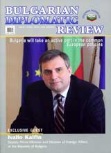 Bulgarian Diplomatic Review, 2007/ issue 01-02