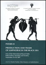 Patabs II - Production and Trade of Amphorae in the Black Sea